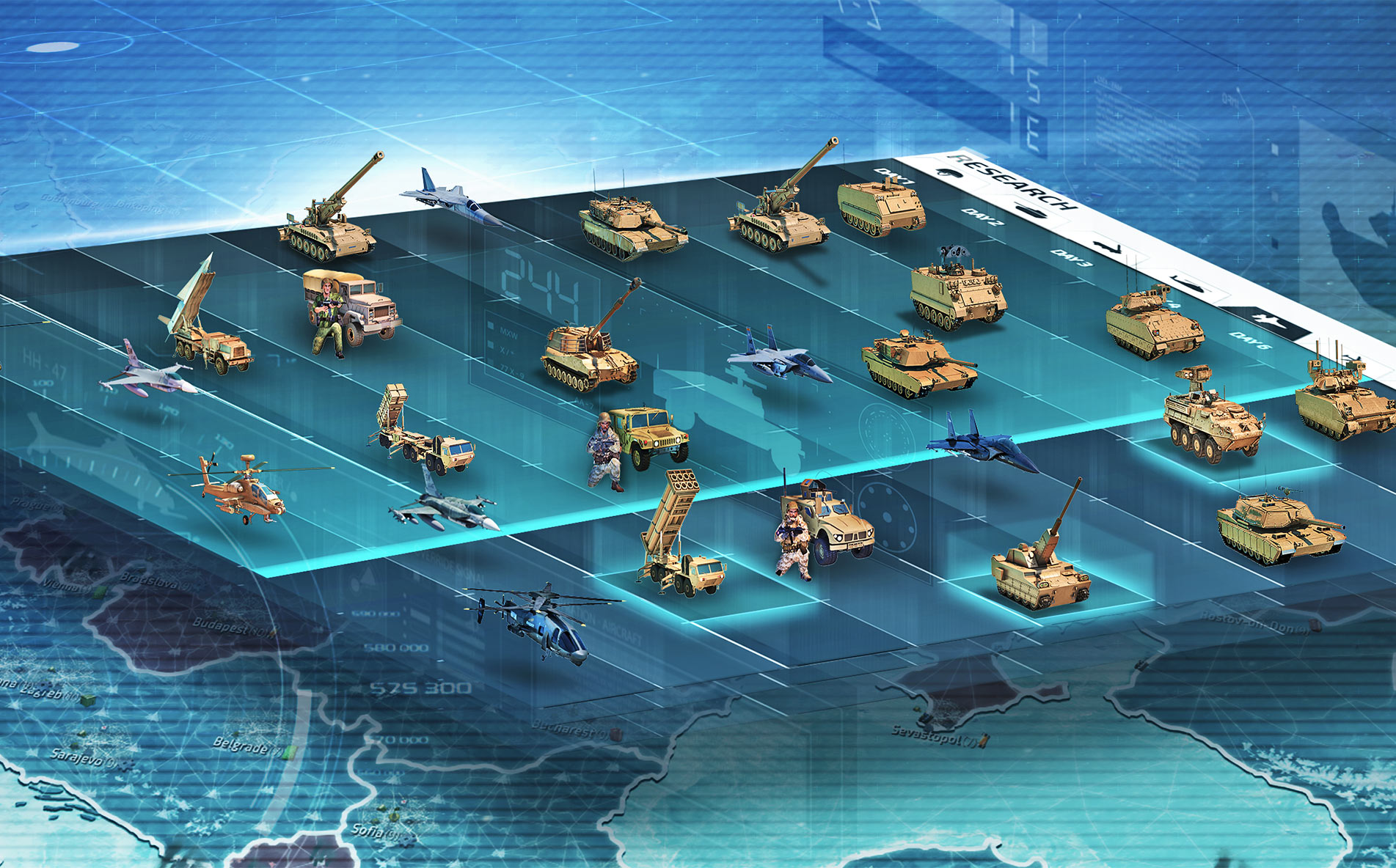 Conflict of nations modern war check out our latest game trailer gumiabroncs Image collections